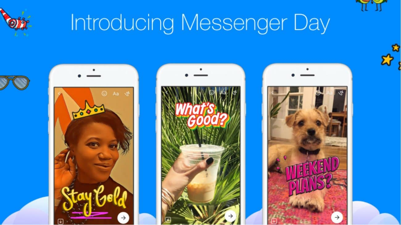 Messenger Day, Audience agency